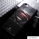 เคส iphone 6 (4.7) ซิลิโคน TPU สีดำสุดเท่สกรีนลายกับตันอเมริกา ซุปเปอร์แมน มาริโอ้ เท่สุดๆ ราคาส่ง ราคาถูก