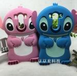 Case LG V10 ซิลิโคน 3 มิติ การ์ตูน Stitch แสนน่ารัก ราคาถูก