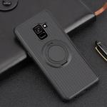 เคส Samsung A8 2018 ซิลิโคน soft case สีดำสุดเท่ มีแหวนในตัวสวยงามมาก ราคาถูก
