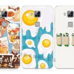Case Huawei GR5 พลาสติก TPU ลายขนมน่ารักๆ ราคาถูก