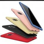 เคส Samsung S8 Plus พลาสติกเคลือบเมทัลลิคแบบประกบหน้า - หลังสวยงามมากๆ ราคาถูก
