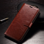 เคส LG G4 แบบฝาพับหนังเทียมสวยงาม เรียบหรู คลาสสิค สามารถพับตั้งได้ ราคาถูก