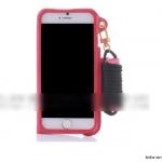 เคส iphone 6 plus 5.5 นิ้ว ซองหนังเทียมโชว์ด้านหน้าเต็มๆ สะใจ ราคาถูก
