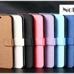 เคสซัมซุงโน๊ต3 Case Samsung Galaxy note 3 กระเป๋าหนังฝาพับประกายไหมวิ๊งๆ เคสมือถือราคาถูกขายปลีกขายส่ง