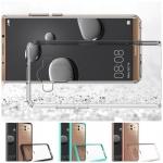 เคส Huawei Mate 10 Pro พลาสติกโปร่งใส Crystal Clear ขอบปกป้องสวยงาม ราคาถูก