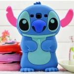 CASE Samsung Galaxy SIII (S3) Stitch Silicone 3D เคสมือถือราคาถูกขายปลีกขายส่ง