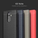 เคส Lenovo K8 Note พลาสติก TPU สีพื้นสวยงามมาก ราคาถูก