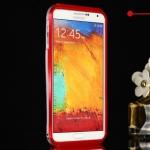 เคส note 3 Case Samsung Galaxy note 3 ขอบเคส Bumper โลหะ aluminum alloy น้ำหนักเบา แยกประกอบ 2 ชิ้น เชื่อมต่อโดยการไขน๊อต เท่ๆ สวยๆ เคสมือถือราคาถูกขายปลีกขายส่ง