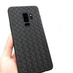 เคส Samsung S9+ (S9 Plus) พลาสติก TPU แบบนุ่มลายสานสวยหรูหรา ราคาถูก