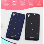 Case Huawei Y6II ซิลิโคนลาย Polka Dot และลายเส้น น่ารักมากๆ ราคาถูก (ไม่รวมสายคล้อง)