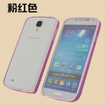 Case Samsung Galaxy S4 i9500 Bumper ขอบเคสโลหะ บางเบา บางเพียง 0.7 mm เชื่อมต่อโดยใช้ตัวล๊อคของเคสโดยเฉพาะไม่ต้องไขน๊อต ด้านในมีแผ่นแปะกันรอย Bumper SCREWLESS buckle slim metal เคสมือถือ ราคาถูก ขายส่ง