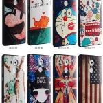 เคส Huawei Mate 8 TPU สีดำสกรีนลายน่ารักๆ กราฟฟิค ฮีโร่สุดเท่ น่าใช้มาก ราคาถูก