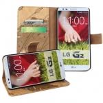 เคส LG G2 แบบฝาพับหนังเทียมลายแผนที่โลก ราคาถูก