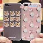 เคส iPhone 8 Plus พลาสติก TPU สกรีนลายน้องแมวน่ารัก ราคาถูก