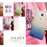 Case Huawei Ascend Mate 7 พลาสติกกากเพชรสุดสวยน่ารัก พร้อมหู 3 มิติ ราคาถูก