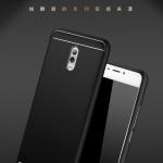 เคส Samsung J7+ (J7 Plus) พลาสติก TPU สีพื้นเรียบ หรูหรา สวยงาม ควรรมีติดไว้ ราคาถูก