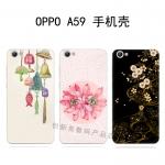 Case OPPO F1s ซิลิโคน soft case แบบนิ่ม สกรีนลายดอกไม้สวยหวานมาก ราคาถูก