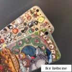 เคส iphone 5s / 5 พลาสติกลายการ์ตูนโทโรโร่ ราคาส่ง ขายถูกสุดๆ