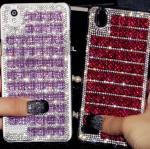 Case OPPO Mirror 5 พลาสติกประดับคริสตัลสวยงามสุดวิ้ง ราคาถูก (ไม่รวมสายคล้อง)