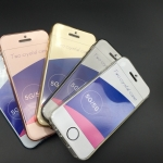 Case iPhone SE / 5s / 5 ซิลิโคน soft case แบบประกบหน้า - หลังสวยงามมากๆ ราคาถูก