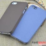 case iphone 5 เคสไอโฟน5 เคสเนื้อทราย สีพื้นสากๆไม่ลื่น สวยดี มีหลา่ยสีให้เลือก