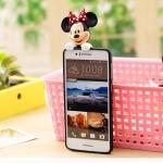 Case HTC Desire 826 dual sim พลาสติก TPU การ์ตูนแสนน่ารักเกาะเคส น่ารักมากๆ ราคาถูก -B-