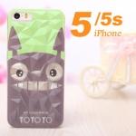 case iphone 5 / 5s เคสลายการ์ตูนน่ารักๆ ผิวไม่เรียบคล้ายผลึกคริสตัลแนวๆ ราคาส่ง ขายถูกสุดๆ