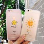 เคส iPhone 6s Plus / 6 Plus (5.5 นิ้ว) พลาสติกผิวกันลื่นลายน่ารัก ราคาถูก