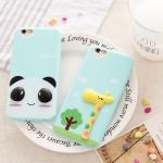 Case iPhone SE / 5s / 5 ซิลิโคน TPU 3 มิติ การ์ตูนหลากหลายแบบน่ารักๆ ราคาถูก -B-