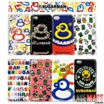 case iphone 5 เคสไอโฟน5 ลายการ์ตูนลายเป็ดแนวๆ sugarman cartoon duck
