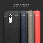 เคส Xiaomi Redmi Note 4 ซิลิโคน TPU ผิวกันลื่นสีพิ้นสวยงามมาก ราคาถูก