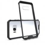 เคส Samsung S8 พลาสติกโปร่งใส Crystal Clear ขอบปกป้องสวยงาม ราคาถูก