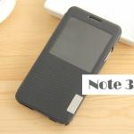 เคสซัมซุงโน๊ต3 Case Samsung Galaxy note 3 เคสหนังฝาพับแบบบาง ผิวกันลื่น โชว์หน้าจอ ดีไซน์สวย ราคาส่ง ขายถูกสุดๆ