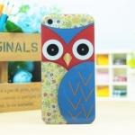 case iphone 5s / 5 นกฮูกน้อยสุดน่ารัก เคสมือถือราคาถูกขายปลีกขายส่ง