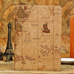 เคส ipad air Vintage nautical maps bracket protective