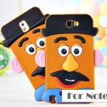 Case Samsung Galaxy Note 2 ซิลิโคนมิสเตอร์โปเตโต้ หัวมันมาดกวน เคสมือถือ ขายส่ง ราคาถูก