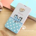 case note 3 เคส Samsung Galaxy note 3 Happymori กระเป๋าฝาพับ ประดับตกแต่งด้วยของน่ารักๆ สวยๆ เคสมือถือราคาถูกขายปลีกขายส่ง
