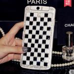 Case OPPO N1 พลาสติกประดับคริสตัลสวยงามสุดวิ้ง ราคาถูก (ไม่รวมสายคล้อง)