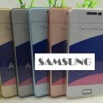 เคส Samsung Galaxy A5 ซิลิโคน soft case แบบประกบหน้า - หลังสวยงามมากๆ ราคาถูก