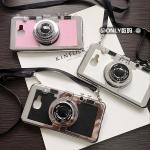 เคส Samsung A5 2016 พลาสติกเลียนแบบกล้องถ่ายรูป ราคาถูก (ไม่รวมสายคล้อง)