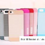 case iphone 4 เคสไอโฟน4s Motomo ลาย Polka Dot แนวมากๆ