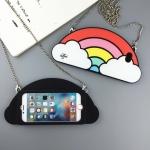 เคส iPhone 7 ซิลิโคน สายรุ้งสุดน่ารัก soft case ราคาถูก