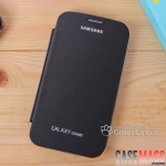 Case Grand Case Samsung Galaxy Grand Duos i9082-i9080 เคสหนังฝาพับข้างบางๆ ใช้แทนแผ่นหลังเครื่องได้เลย ถอดฝาหลังจริงเก็บไว้และใส่เคสตัวนี้แทน Samsung i9082 battery cover holster shell phone i9080 back cover protective holster slim business phone sets