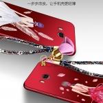 เคส HTC U11 พลาสติกลายผู้หญิงแสนสวย พร้อมที่คล้องมือ สวยมากๆ ราคาถูก