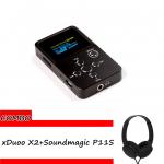 ขาย xDuoo X2 + Soundmagic P11S ชุด Combo Set ที่ดีที่สุดสำหรับการฟังเพลงของคุณ