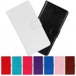 เคส LG G2 แบบฝาพับหนังเทียมสีคลาสสิค สีสดใส ราคาถูก