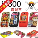 เคส S3 Case Samsung Galaxy S3 III i9300 เคสซิลิโคน TPU ลายการ์ตูนยอดนิยมวันพีช Cartoon One Piece protective shell TPU