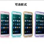 Case Meizu MX4 ซิลิโคน TPU soft case แบบฝาพับโปร่งใสสีต่างๆ สวยงามมากๆ ราคาถูก
