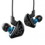 ขาย KZ ES3 หูฟัง Hybrid 2 ไดร์เวอร์ 1DD+1BA ระดับ Hi-Fi ถอดสายได้