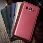 เคส Samsung GALAXY Core 2 DUOS เคส PC Polycarbonate เคลือบสีแนวโลหะด้านๆ สวยๆ เท่ๆ